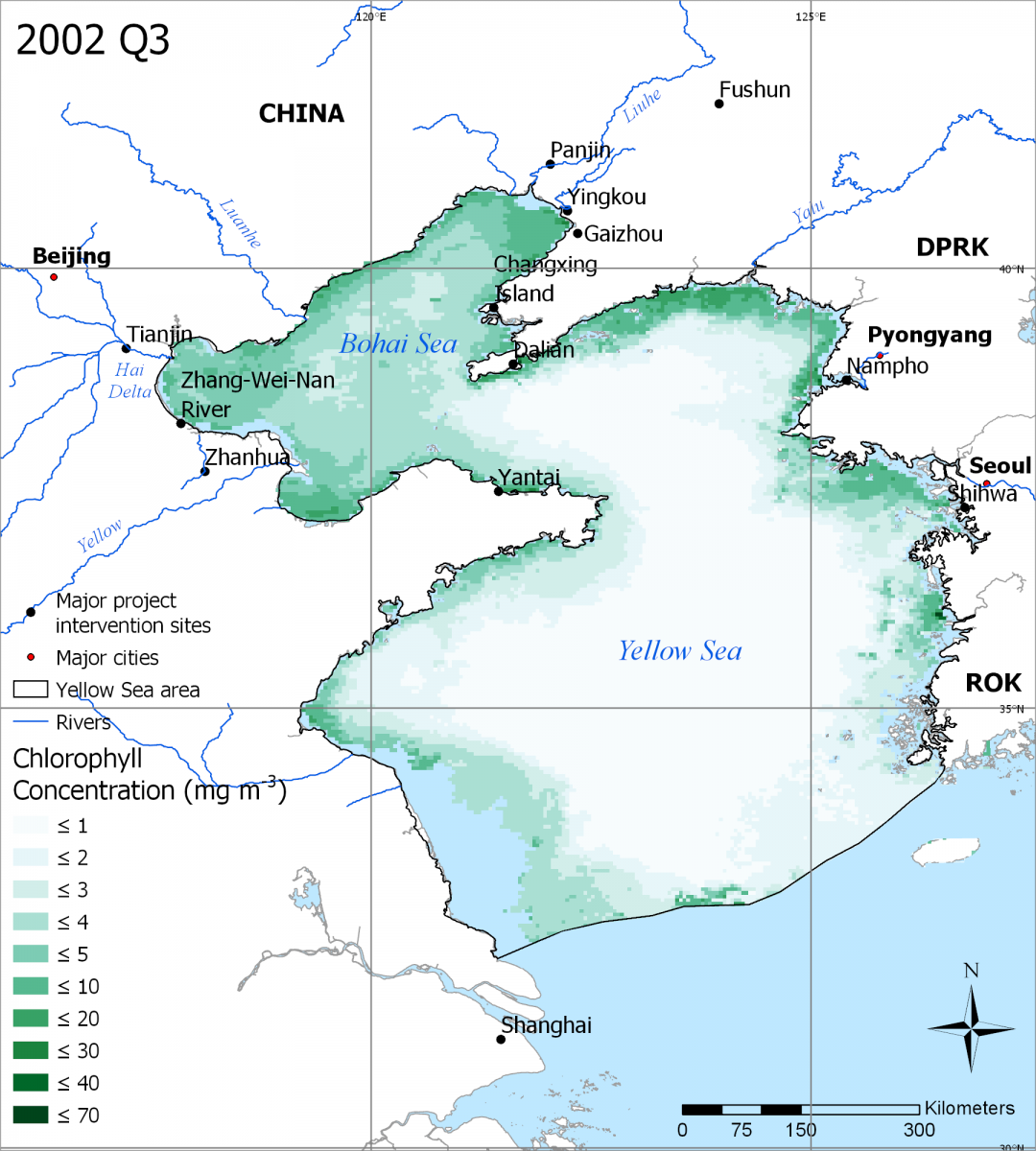 Evaluating Environmental Interventions in the Yellow Sea ...